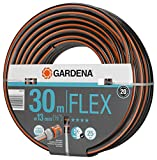 Gardena Tuyau Comfort Flex 9x9 13 mm (1/2') 30 m m, Gris/Orange, 30 x 30 x 30 cm