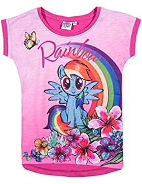 My Little Pony Chicas Camiseta manga corta - fucsia - 116
