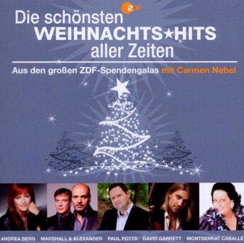 Die schönsten Weihnachts-Hits aller Zeiten