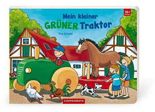 Mein kleiner grüner Traktor (Bücher für die Kleinsten)