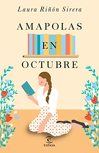 Amapolas en octubre por Laura Riñón