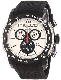 Mulco Unisex MW1-29878-021 Deep Scale cron—grafo Swiss MoveCaballerot Reloj