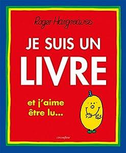 vignette de 'Je suis un livre (Roger Hargreaves)'