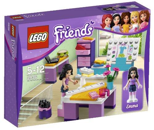 Lego Friends 3936 - Emma's Designstudio
