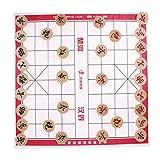 Baoblaze Chinesisches Schachspiel mit Figuren Satz
