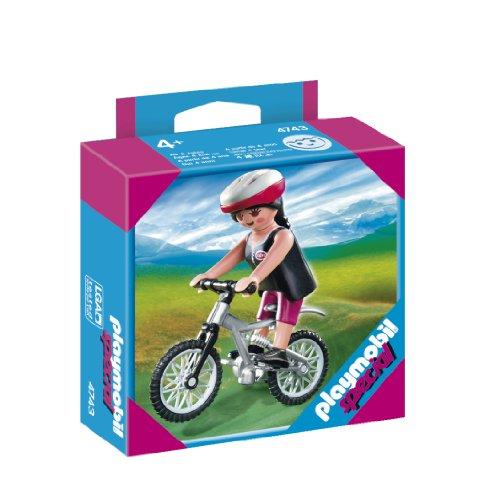 Imagen principal de Playmobil 626635 - Vacaciones Mujer C/ Bicicleta