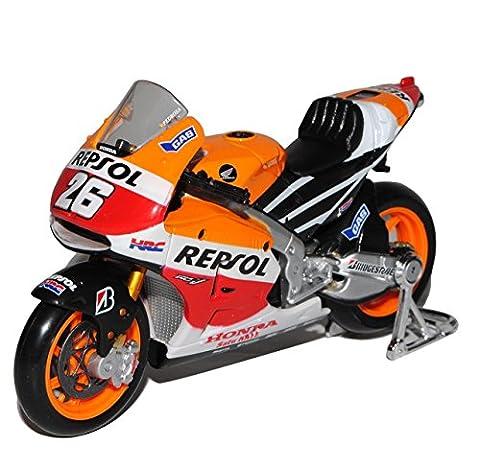 Honda RC213V Repsol Moto GP 2014 Dani Pedrosa Nr 26 1/18 Maisto Modell Motorrad