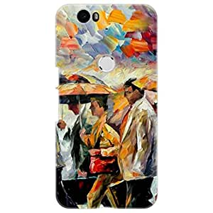 a AND b Designer Printed Mobile Back Cover / Back Case For Huawei Nexus 6P (Nexus_6P_3D_031)