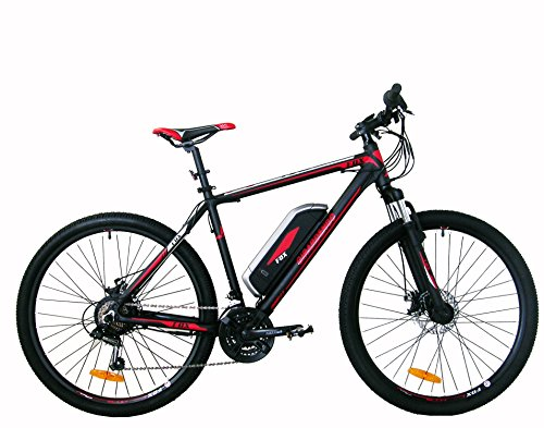 Girardengo Power Montain, Ebike Unisex – Adulto, Nero, L