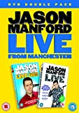 Jason Manford Live from Manchester - Double Pack [DVD]