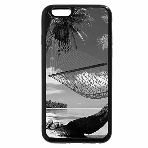 Jamaica Bay (iPhone 6S Plus Case, iPhone 6 Plus Case (Black & White) - Montego Bay, Jamaica)