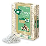 Absorption Corp Carefresh Ultra Pet Bedding, 50-Liter by Monster Pets