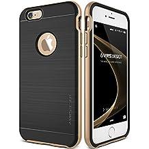 Funda iPhone 6S Plus / iPhone 6 Plus, VRS Design [New High Pro Shield][Oro] - (Childrens Naturali Mobili)