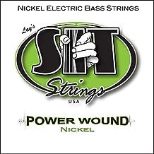SIT NR45105L - Juego de cuerdas para bajo de níquel, 45-105