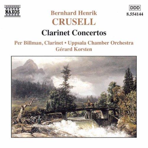 Clarinet Concerto No. 2 in F minor, Op. 5: I. Allegro