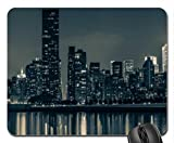 fabulous skyline of midtown manhattan Mouse Pad, Mousepad (Skyscrapers Mouse Pad)