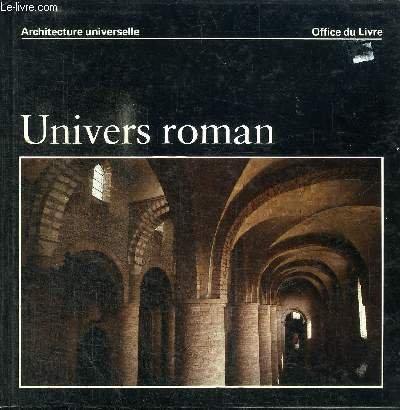 Univers roman - dans la srie Architecture Universelle