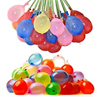 111pcs/bag Water Balloons Bunch Filled With Water Inflatable Balls Party Decoration Latex Toy