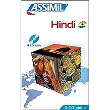 Le Hindi sans Peine ; Enregistrements CD Audio (x4)