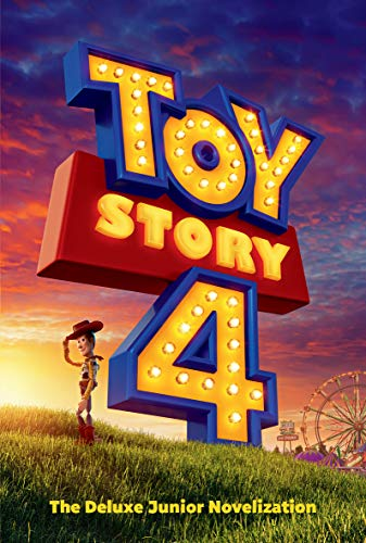 uxe Junior Novelization (Disney/Pixar Toy Story 4) ()