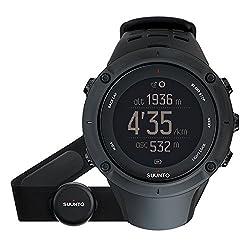 SUUNTO AMBIT3 PEAK HR BRUSTGURT GPS UHR [BLACK]Suunto präsentiert mit der Ambit3 Peak eine Outdoor- und Multisport-GPS-Uhr mit Routennavigation und Track Back, Bike-Power-Unterstützung oder Wetterinformationen. Zudem läßt sie sich mit der Suunto Move...