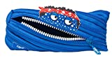 ZIPIT Talking Monstar Pencil Case (Blue)