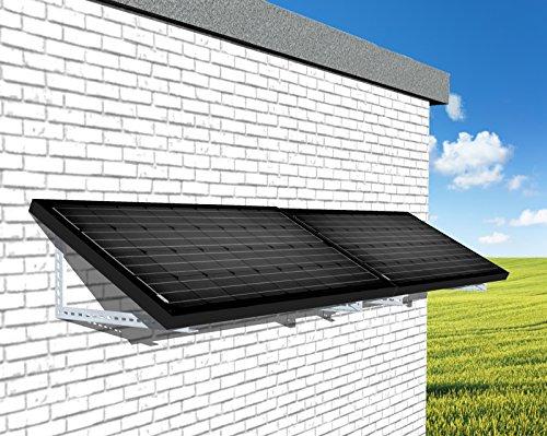 Mini Photovoltaikanlage Plug & Play 200Watt Solar Strom erzeugen