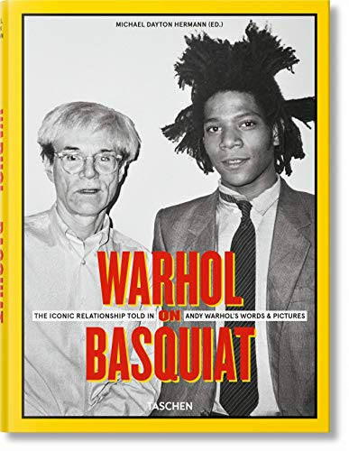 Warhol on Basquiat. An Iconic Relationship in Andy Warhol's Words and Pictures. - Kunst Jean Basquiat Michel