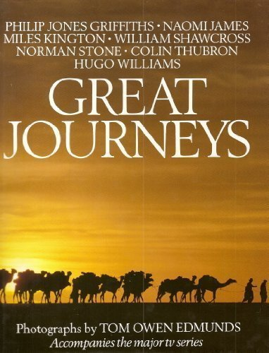 Great Journeys by Philip Jones Griffiths (1989-10-26)