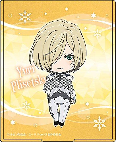Nendoroid Plus Yuri !!! ICE en el espejo plegado Yuri...