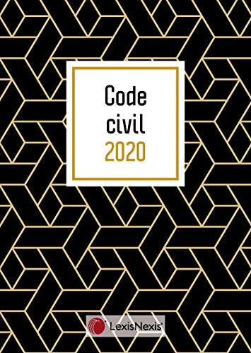Code civil 2020 - Geometric par  Laurent Leveneur