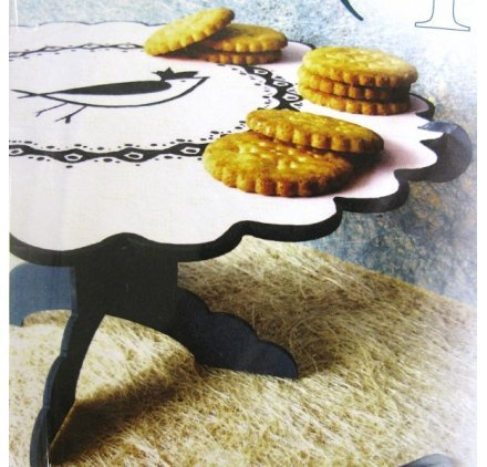 Plateau à gâteaux à décorer