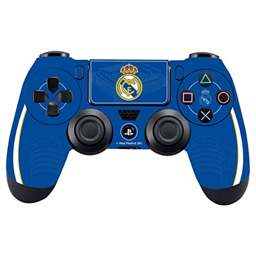 Real Madrid PS4 Controller Skin (Skins Madrid Real)