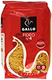 Pastas Gallo - Fideo Nº4 - 500 g