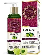 Morpheme Pure Amla Oil 120ml - No Mineral Oil