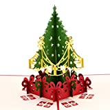 #3: Christmas Gifts by Yolopop | Merry Christmas & Happy New Year Handmade Pop-Up Greeting Card