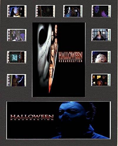 Generic Holloween reserrection Film Cell Style Display 10x 8montiert 10Zellen, gerahmt, 25 x 20 cm