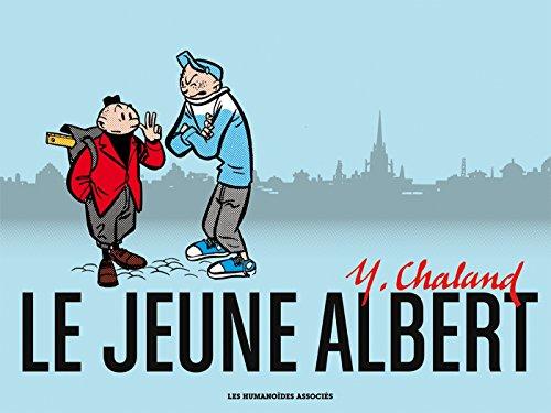 Le jeune Albert 30x40 par Yves Chaland
