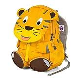 Affenzahn Kinderrucksack für 3-5 Jährige im Kindergarten - Theo Tiger - Gelb