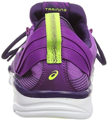 Asics Gel-fit Sana 2, Chaussures de Running Entrainement Femme Violet (grape/dark Berry/flash Yellow 3636)