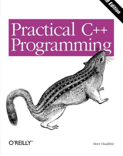 Practical C++ Programming (Classique Us)