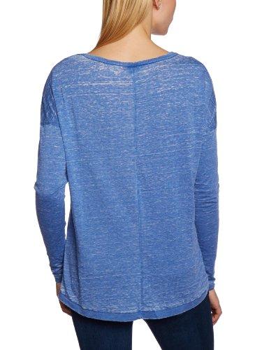 Only - Top - Femme Bleu (Mazarine Blue)