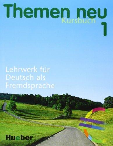 Themen neu 1, Coursebook by Aufderstrasse, Hartmut (1992) Paperback