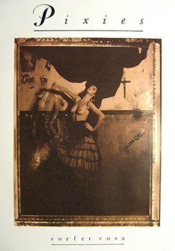 PIXIES POSTER SURFER ROSA
