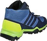 adidas Unisex-Kinder Terrex MID GTX Trekking-& Wanderstiefel, Blau (Azretr/Maruni/Limsol 000), 28.5 EU
