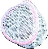 Pegcdu Zip della Maglia della Rete Lavanderia Lavaggio Biancheria Intima del Reggiseno Vestiti Calzini Storage Bag