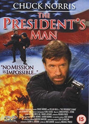 The President's Man by Chuck Norris