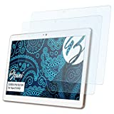Bruni Schutzfolie für Voyo Q101HD Folie - 2 x glasklare Displayschutzfolie
