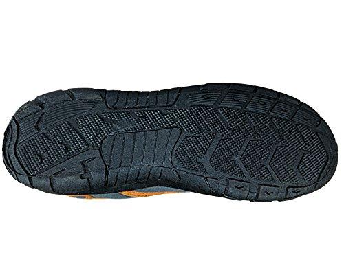 Foster Footwear - Scarpe da Scogli da ragazza' donna Ragazzi Grey