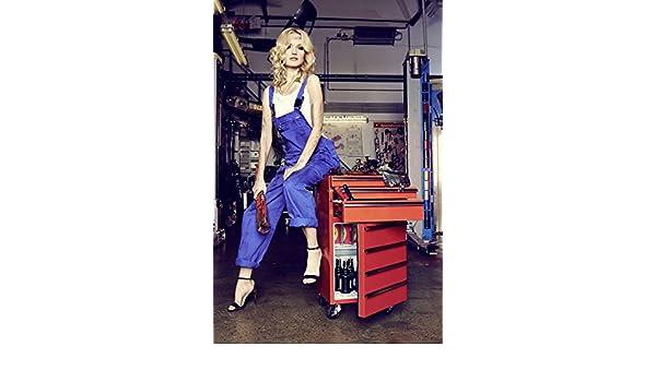 Jever Retro Kühlschrank : Cool tool werkzeugwagen inkl kühlschrank schubladen rot